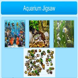 Aquarium Jigsaw Puzzle Game