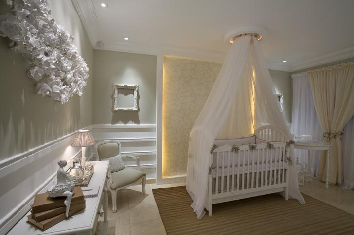 Atelier da Andrezza: Quartos de Bebê _ móveis antigos não perdem o