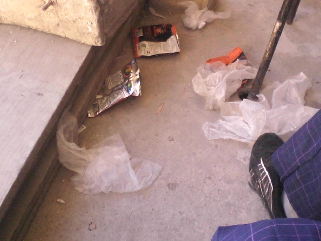 Periodico diynos mantengamos mas limpio el cole - Limpiar suelos muy sucios ...