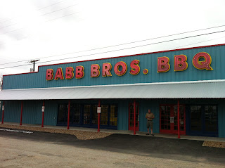 Babb Bros Brothers BBQ Blues Dallas Barbecue Barbeque