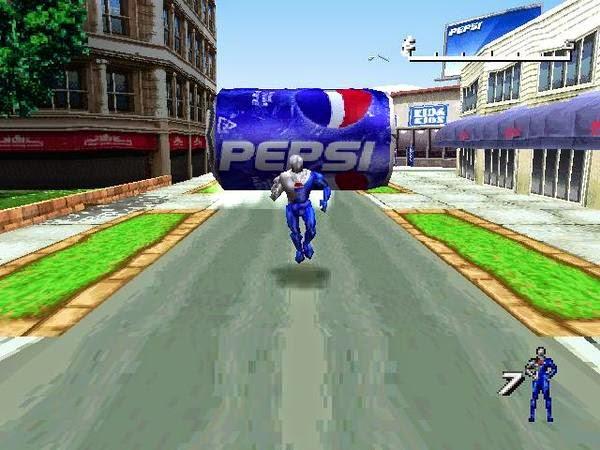 Pepsi Man Game For PC Free Full Version Download