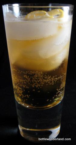 English Highball Drink