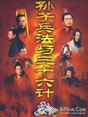 Phim Binh Pháp Tôn Tử Và 36 Mưu Kế