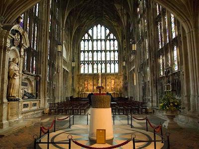 Capilla de Nuestra Señora de la Catedral de Gloucester