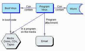 different types of pc viruses