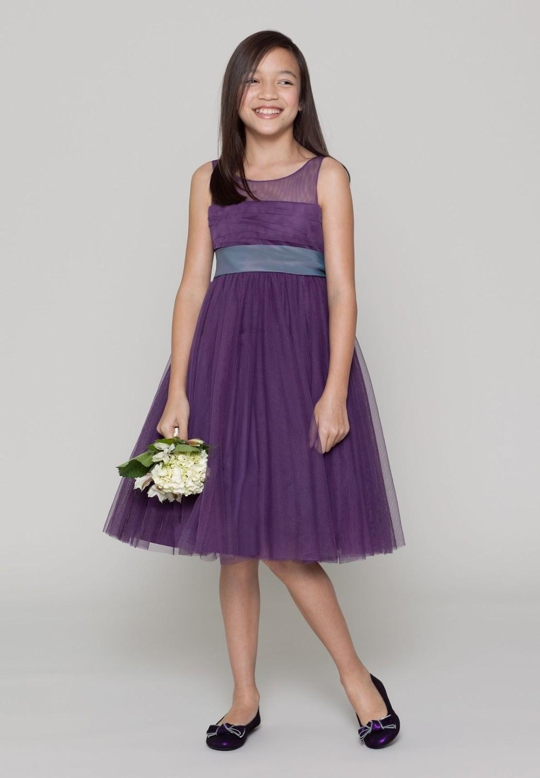 Purple Bridesmaid Dress Junior Purple Bridesmaid Dresses