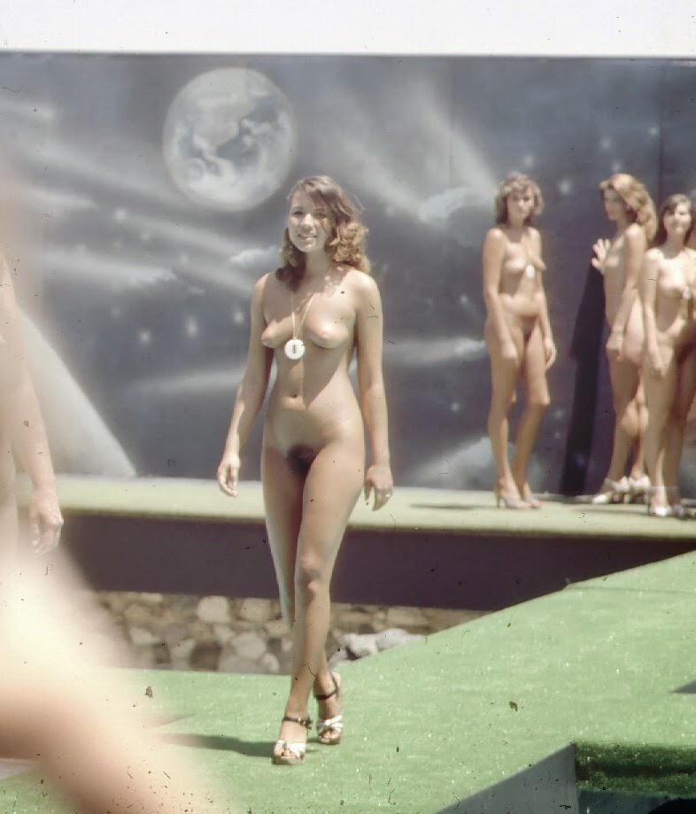 Special european nudist pageants