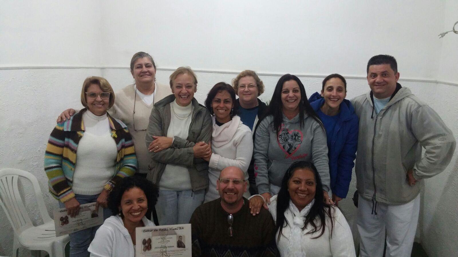 Curso Reiki Nível IIIA - Guarulhos 2015