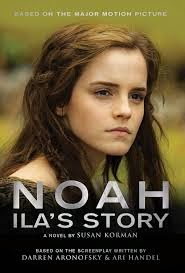 Pictures From The Noah Movie Novelization
