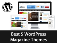 Best 5 WordPress Themes for Magazine Blog
