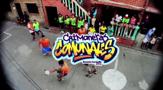 CAIMANERAS COMUNALES 2014