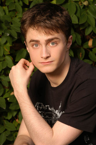 Daniel Radcliffe photo profiles harry potter 3