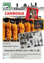 Cambogia - Samai Pol Pot - Videoproiezione a SERIATE