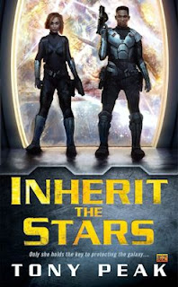 Interview with Tony Peak, author of Inherit the Stars