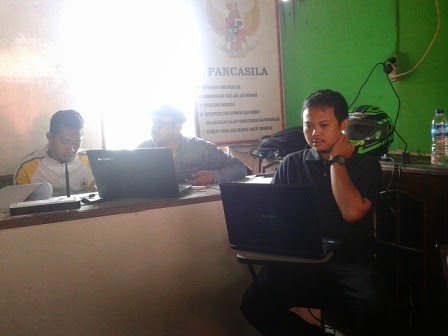 KEGIATAN OPERATOR SEKOLAH JAYAKERTA 2015
