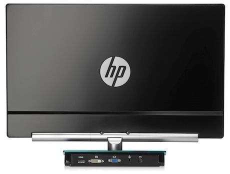 Worldwide Tech & Science: HP unveils 23-inch monitor micro ...