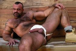 Bear Musculoso, cheiro de macho