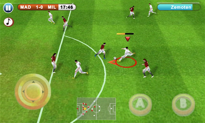 real soccer for windows phone 7