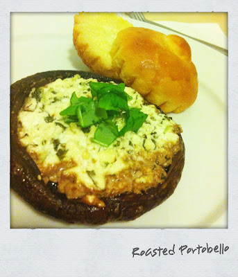Roasted Portobello