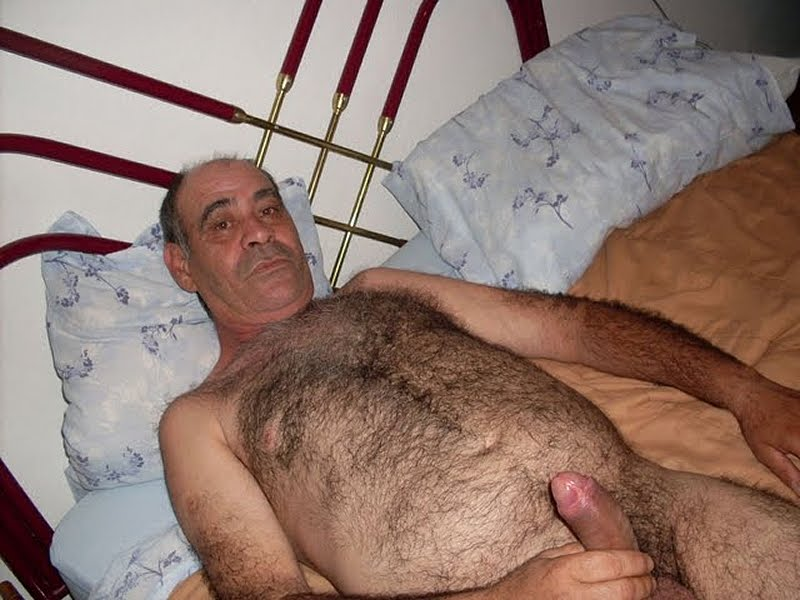 Gay Mature Man Big Dick Bear