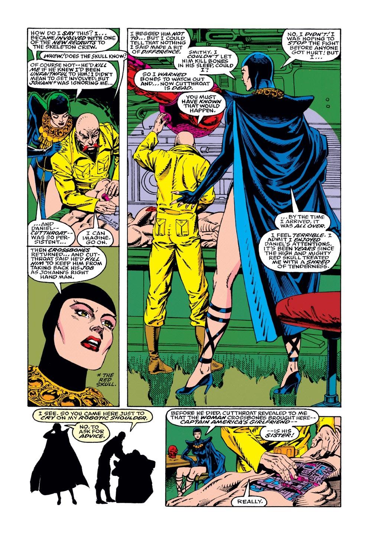 Captain America (1968) Issue #409 #358 - English 11