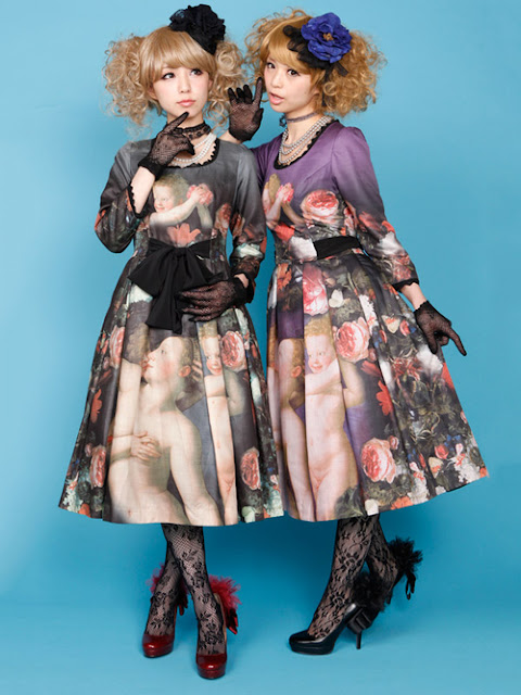 rococo costume for women