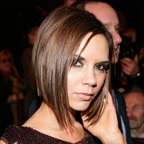 Look An Elegant And Young With Bob Hair Color Shades