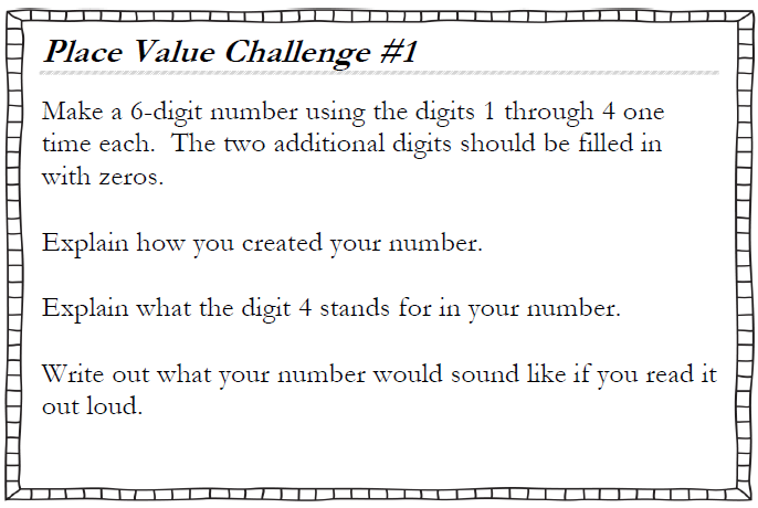Classroom Freebies Too: Place Value Activity Cards