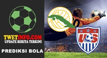 Prediksi Cuba U23 vs America USA U23