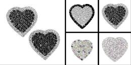Brincos de Coração