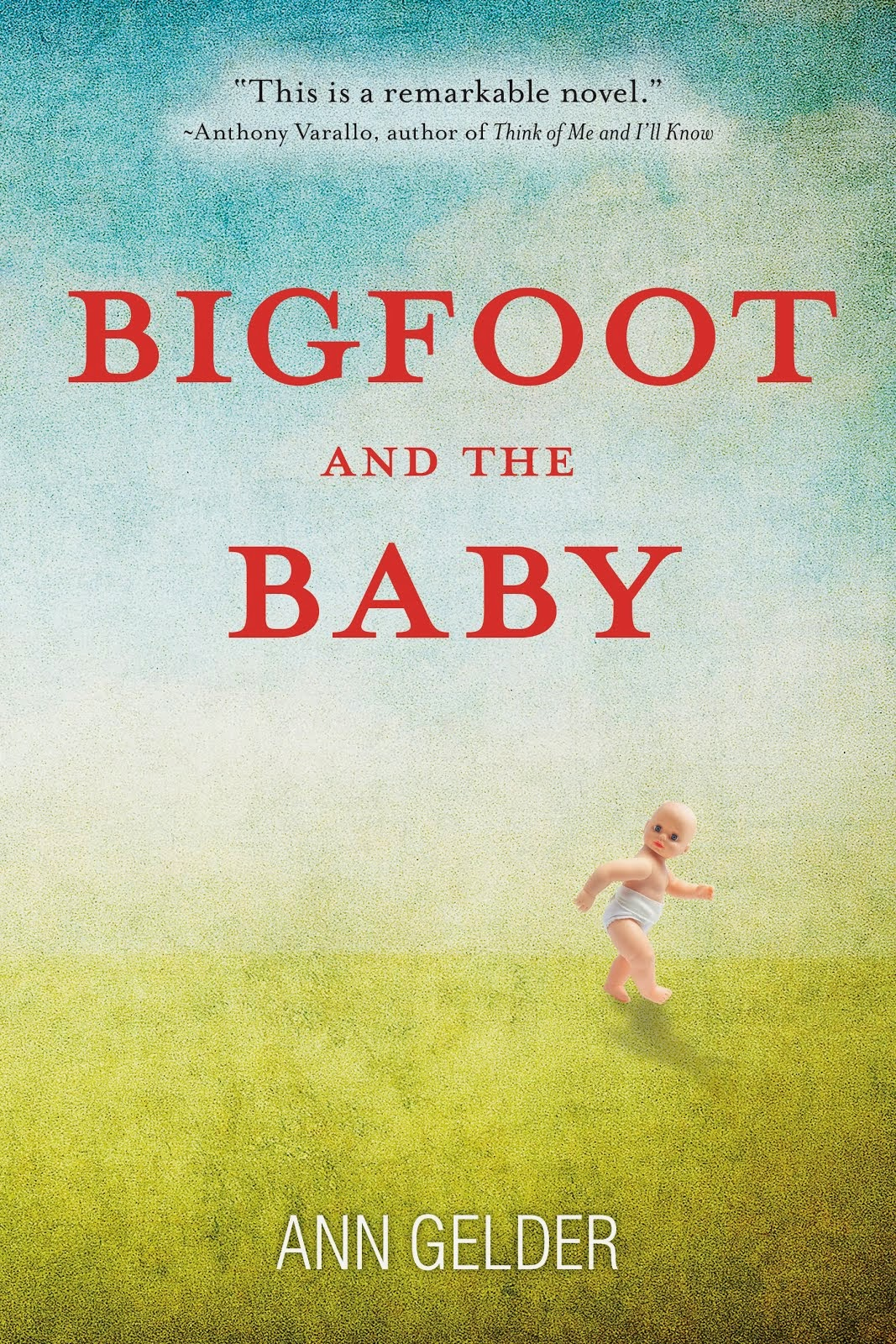 Bigfoot and the Baby: Yes, it can be yours.