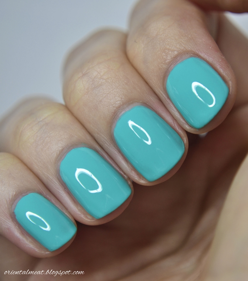 ModelsOwn-Turquoise Gloss