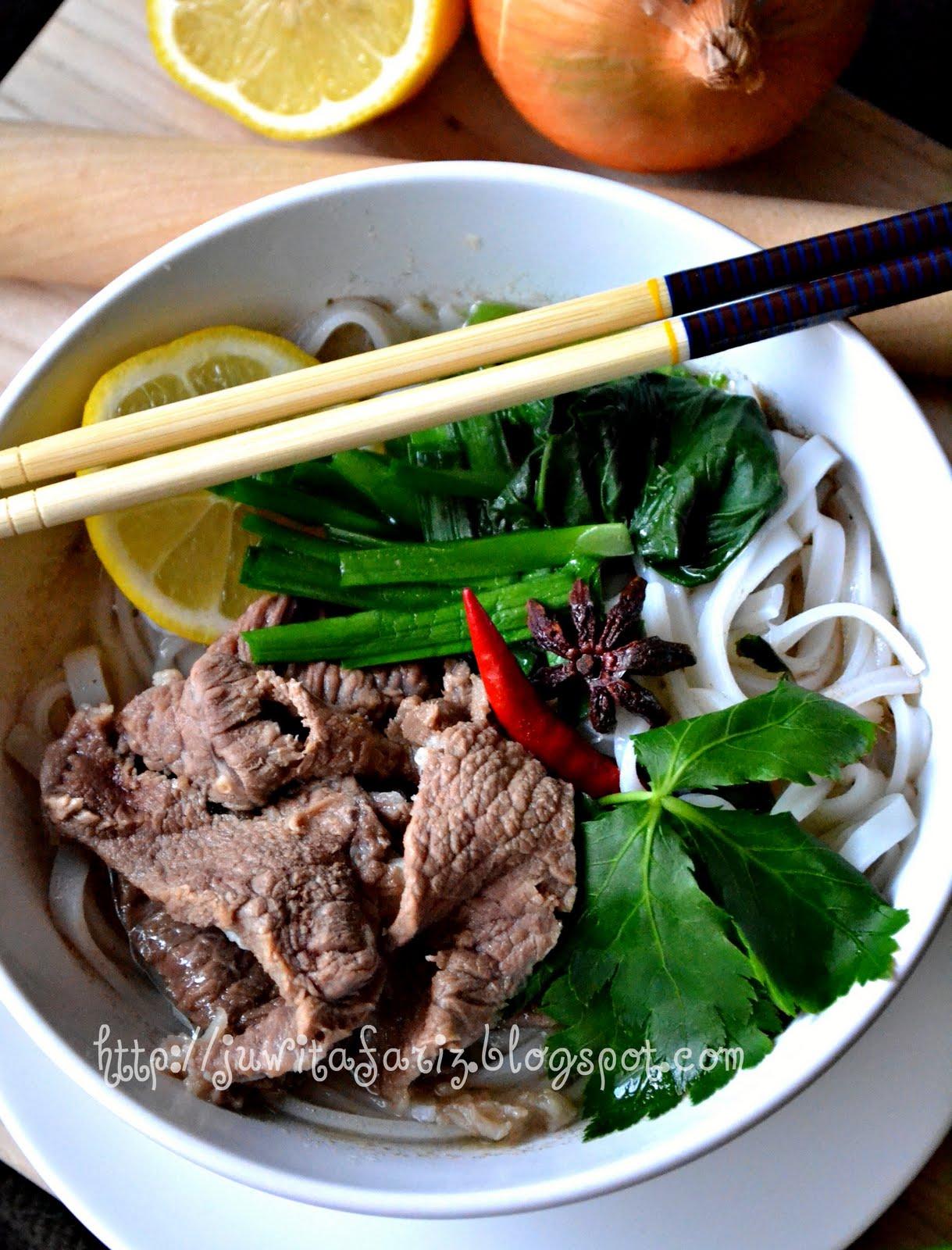 Resepi  Masakan  Vietnam  Halal