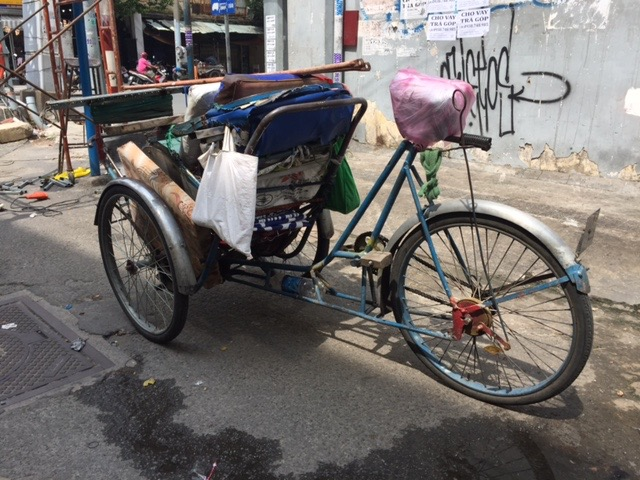 Workhorse of Ho Chi Minh City.