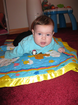 4 MONTHS OLD! TUMMY TIME PRINCESS