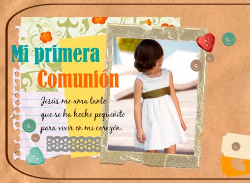 fotos comunión