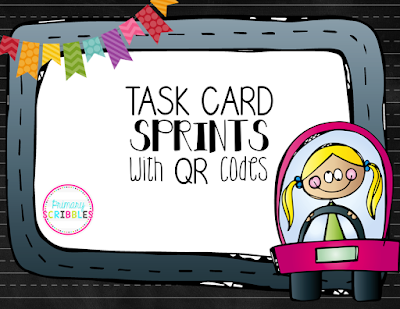 Task Card Sprints