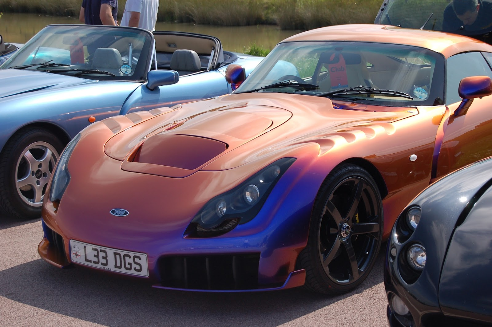 Wallpapers Of Beautiful Cars Tvr Sagaris