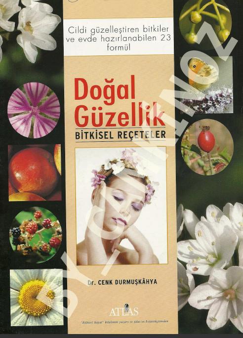 Güzellik Bitkisel Reçeteler (E-Kitap)