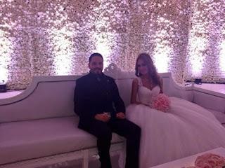 حفل زفاف رامى عياش