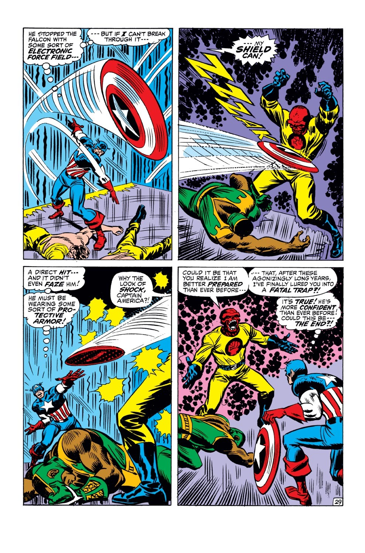 Captain America (1968) Issue #143 #57 - English 30