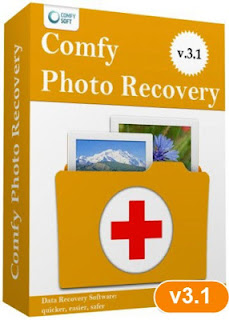 Comfy Photo Recovery 3.2 + Key Full Version Free Download