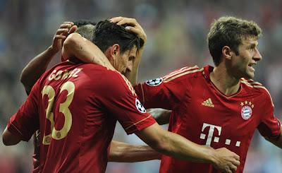 Bayern Munich 2 - 0 Manchester City (3)