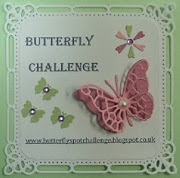 Butterfly Challengeblog