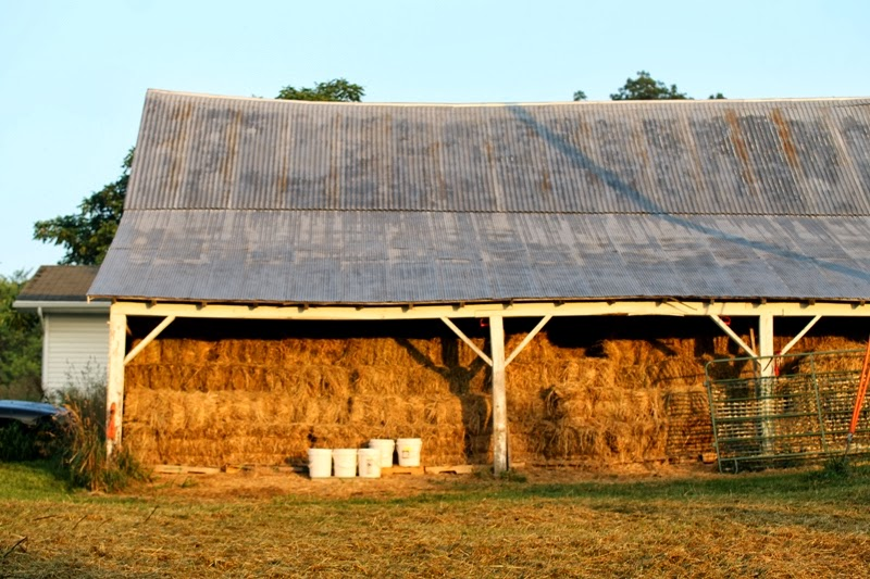 full haymow