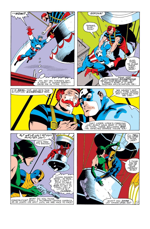 Captain America (1968) Issue #283 #199 - English 18