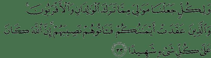 Surat An Nisa Dan Terjemahan Al Quran Dan Terjemahan