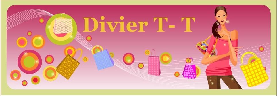 Divier T- T
