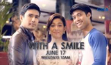With a Smile is an upcoming Filipino drama series to be broadcast by GMA Network starring Mikael Daez, Andrea Torres and Christian Bautista. It is set to premiere on June […]