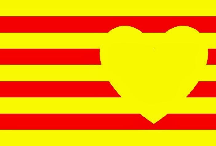 Bandera de Catalunya 2015